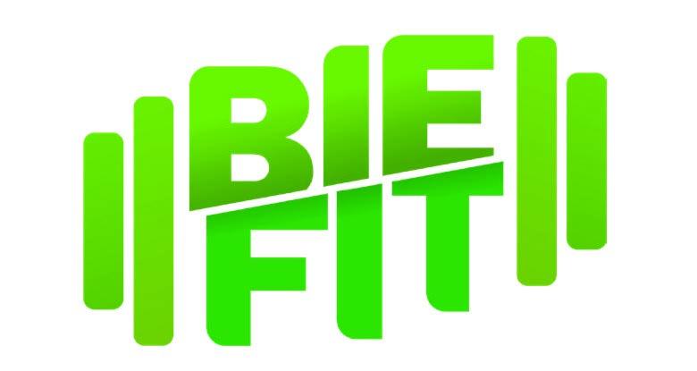 Logo für ein Fitnessstudio