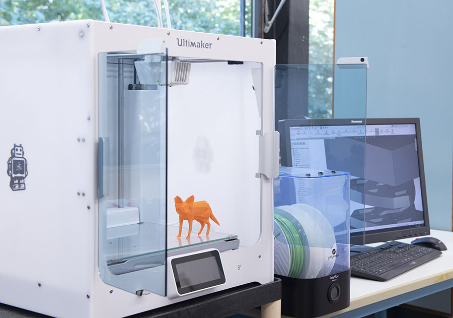 Der 3D Drucker